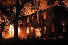 Woningbrand vooral risico voor senioren