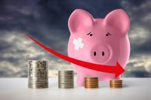 Meer spaarrekeningen met negatieve rente in 2021?