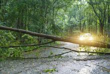 Premies woon- en autoverzekeringen omhoog door extreem weer