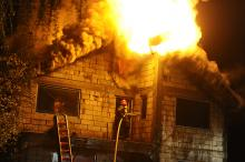 Minder branden, meer schade