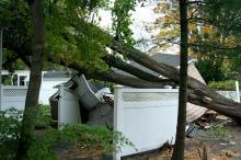 Stormschade: wat is er verzekerd?