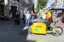 Zakelijke e-bike verzekerd voor aansprakelijkheid?