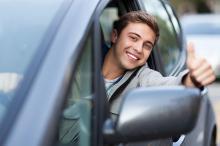 Uw kind in uw auto