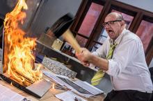 Bedrijfsbrand vaak gevolg van menselijke fout