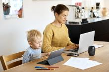 Thuis werken, belastingen en vergoedingen