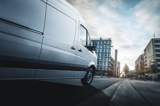 Bedrijfsauto's vaker gestolen