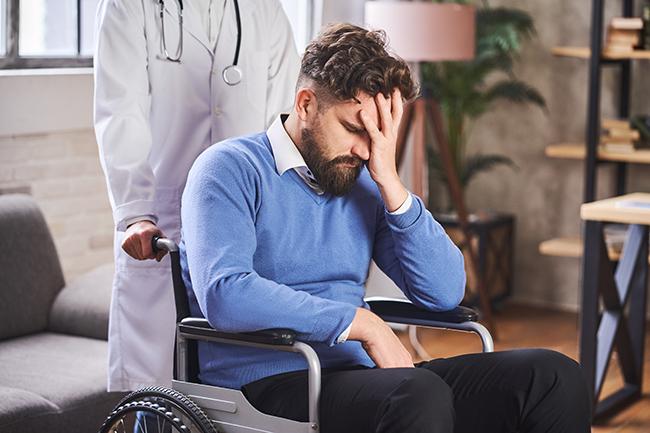 Hoeveel gaat u erop achteruit als u ziek wordt?