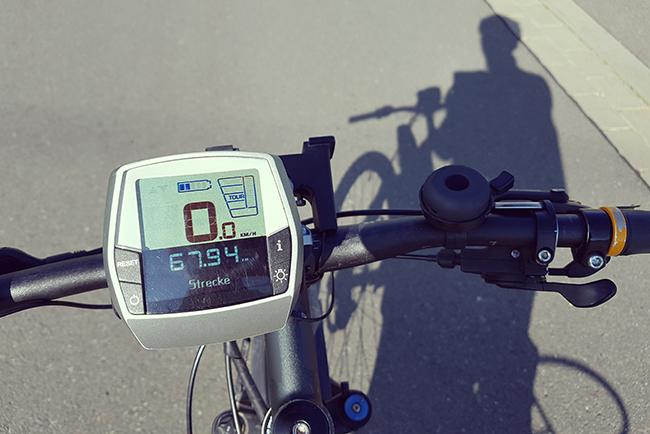 E-bike: let op de accu!