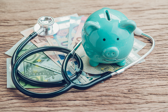 Zorgpremie gemiddeld €5 per maand omhoog
