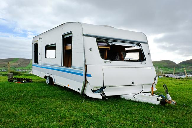 Goed verzekerd met uw caravan op pad