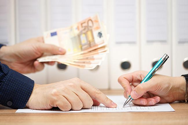 Schuldbedrag lening afgelopen jaren flink gedaald