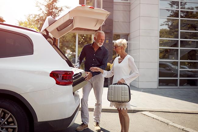 Op reis met de auto? Laat kostbare bagage niet achter!