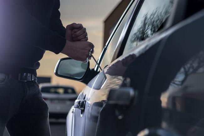 Vergoeding na auto-inbraak valt vaak tegen