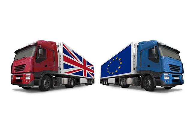 Brexit vergroot risico's voor de transportsector
