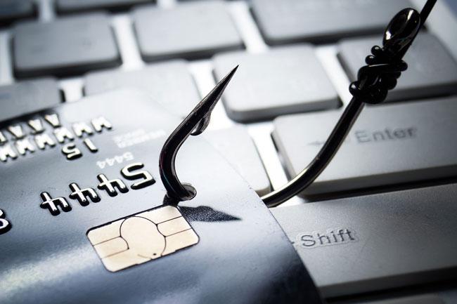 Fraude door phishing neemt toe