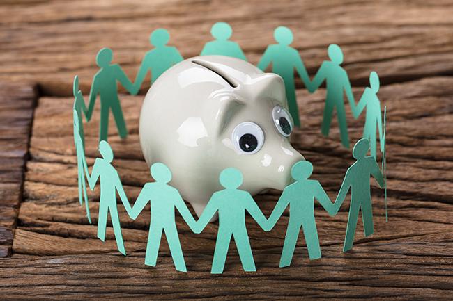 Nederlanders blijven sparen ondanks lage rente