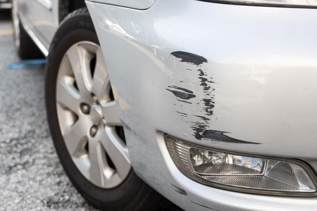 Autoschade door onbekende dader: dit kunt u doen