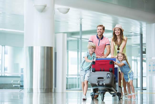Is echt alle bagage op reis verzekerd?