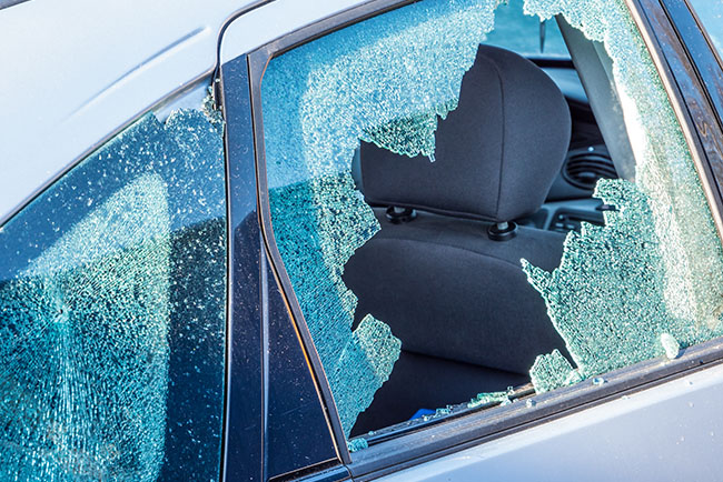 Meer auto's vernield door vandalen