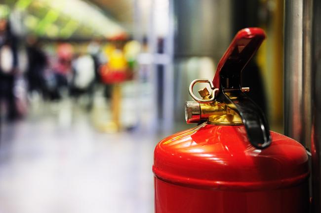 Hoogste prioriteit voor veilige vluchtwegen