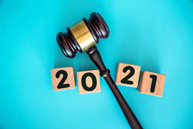 Wat verandert er in 2021?