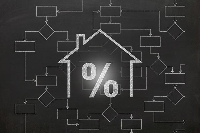 Wat doet de hypotheekrente in 2020?