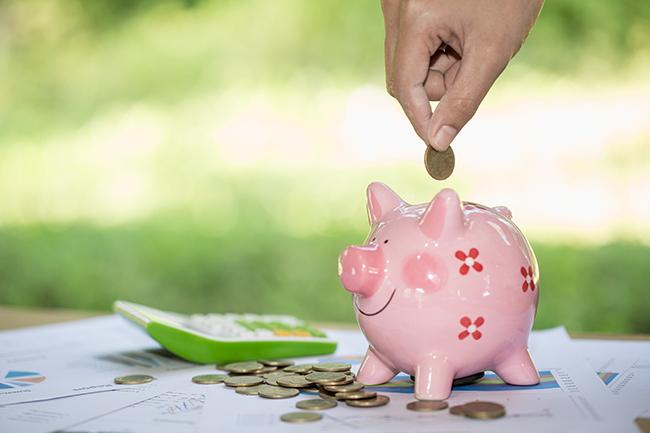Financiële reserve door slim te sparen