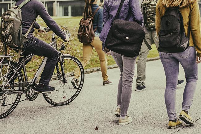 De middelbareschooltijd en de financiën