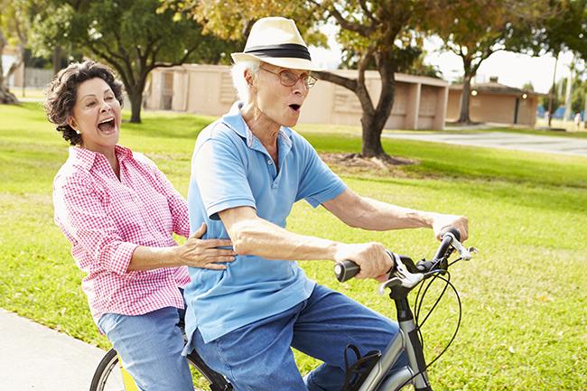 Praten over pensioen