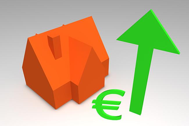 Huizenprijs stijgt verder, nog nooit zo weinig huizen te koop
